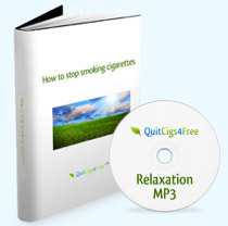 How to stop smoking cigarettes e-book and mp3